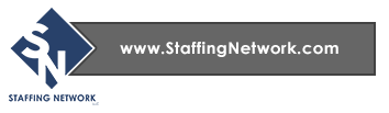 Staffing Network Button